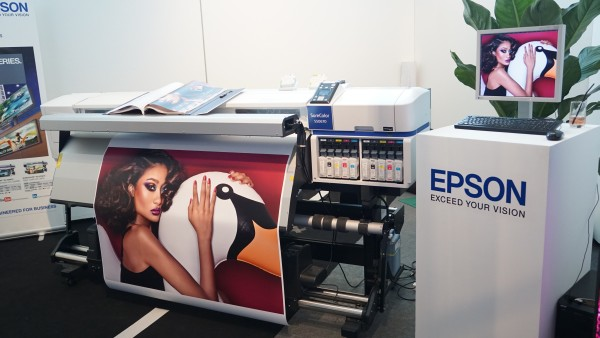 The Epson SureColor S Series S50670.