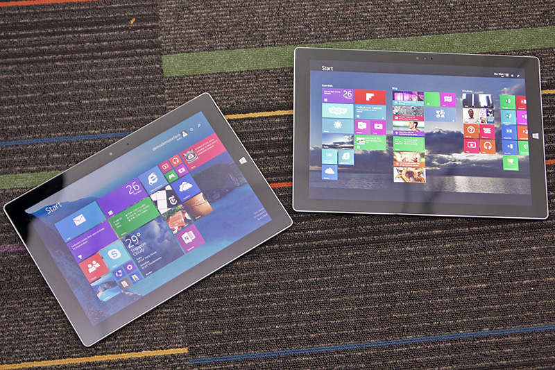 Now that the Surface 3 is here, would we be seeing an updated Surface Pro 3 soon?