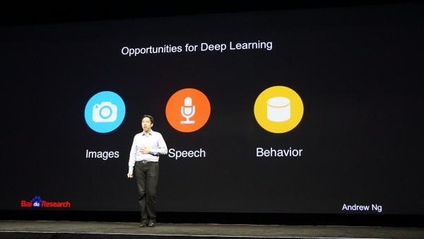 Image recognition, speech recognition, and behavioral recognition. These are the basic elements through Deep Learning is built upon.