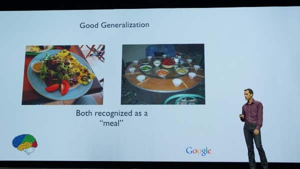 NVIDIA GTC 2015: Day 2 – Google and Large-Scale Deep
