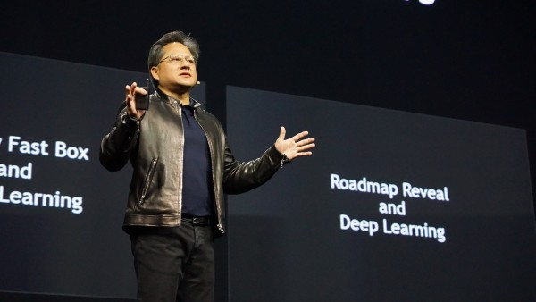 NVIDIA GTC 2015: Day 1 – TITAN X, Deep Learning, and Self