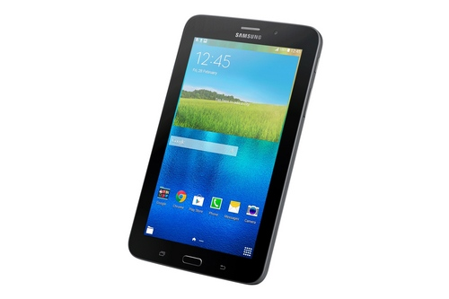 The Samsung GALAXY Tab 3 V.
