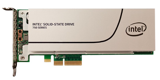 The Intel SSD 750 series is the first native NVMe compliant client SSD. Welcome to the next generation of SSDs.