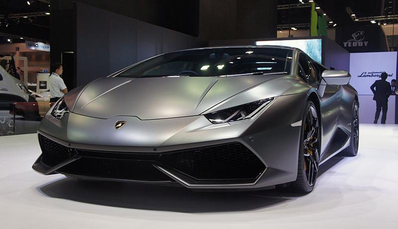 bangkok motor show 2015 cool cars and hot babes. Black Bedroom Furniture Sets. Home Design Ideas