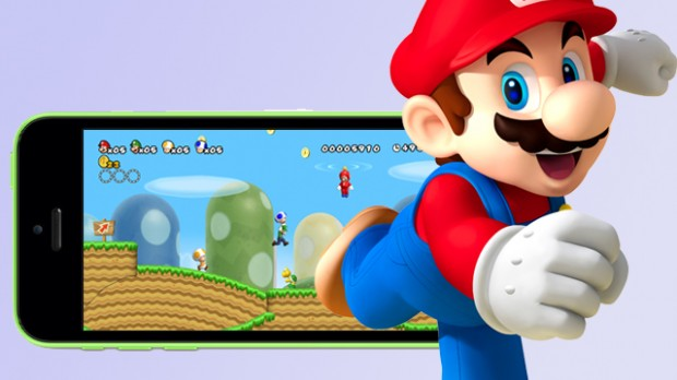 You're not going to need emulators any more to play a Mario game on your smart device.
