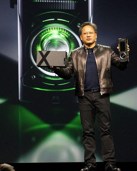 To ratchet up NVIDIA's current GPU offerings and kick start Deep Learning, NVIDIA launched the GeForce GTX Titan X at the GPU Tech Conference 2015.