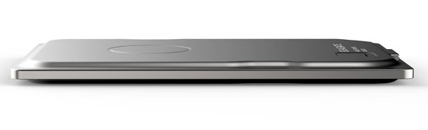 The 7mm-thick Seagate Seven is the world's thinnest external hard drive.
