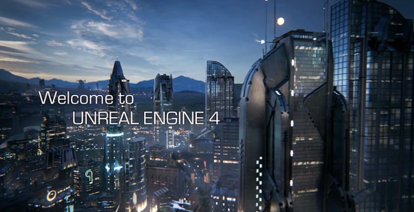 Epic's Unreal Engine 4 has been in development since 2003.