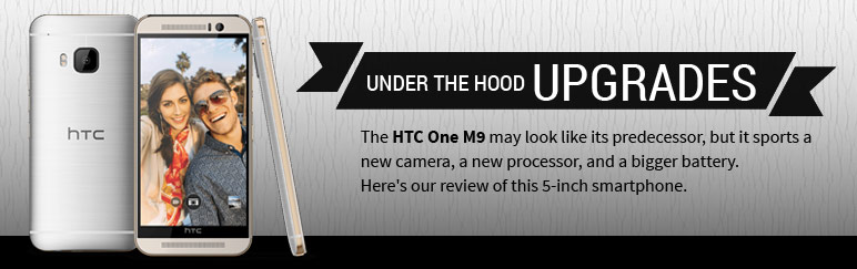 Review: HTC One M9