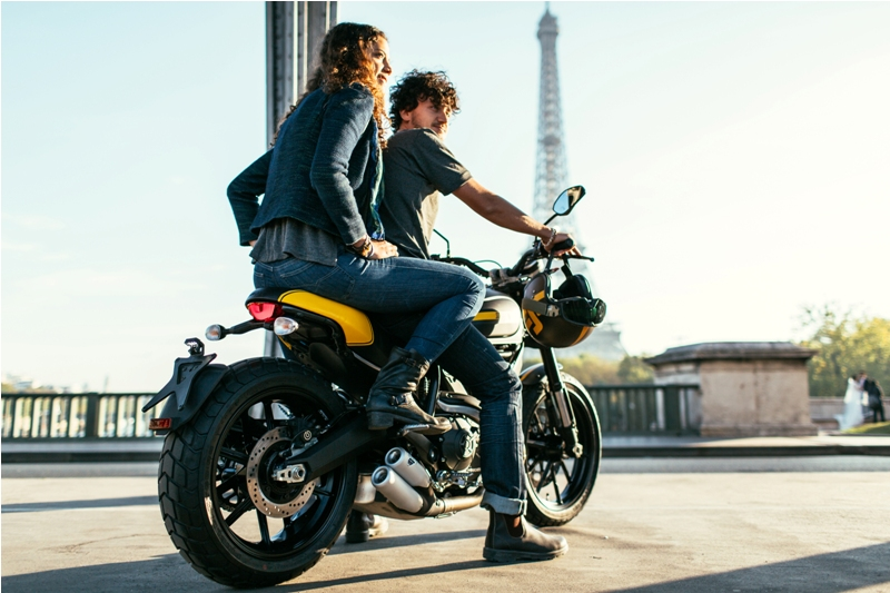Ducati Scrambler Is A Mix Of Traditional And Modern In Motorcycle