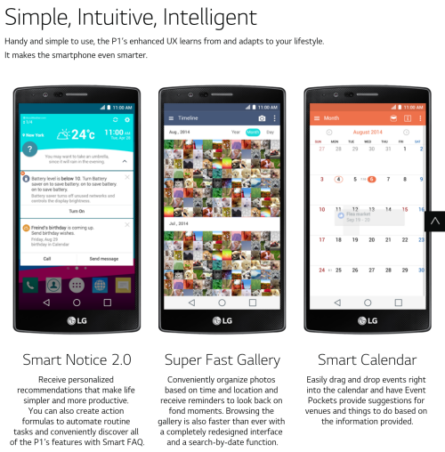LG G4's microsite leaked, reveals everything you need to ...