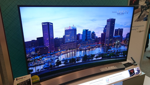 More than SUHD TVs up its sleeves, Samsung releases 2015 UHD