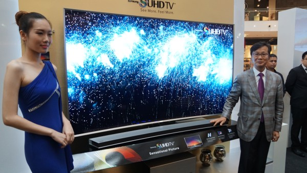 tech news samsung launches new curved k suhd tv malaysia