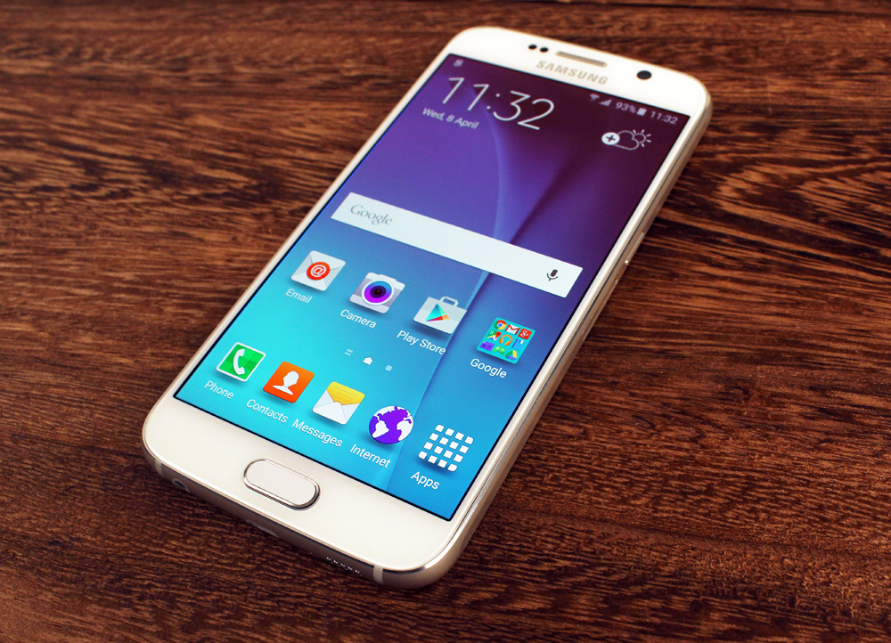 Easily the best-looking phone Samsung has ever made.
