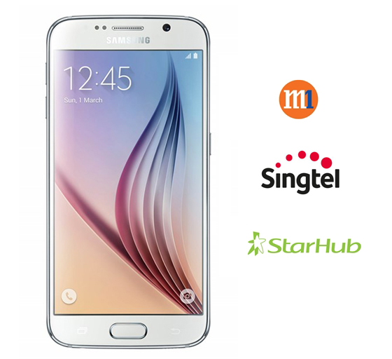 Samsung Galaxy S6 & S6 Edge telco price plan comparison ...