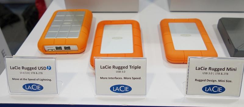 Lacie Rugged 1tb Usb 3 0 Firewire Portable Hard Drive Kingston Klipsch Cee 2016 Highlights Hardone Com Sg