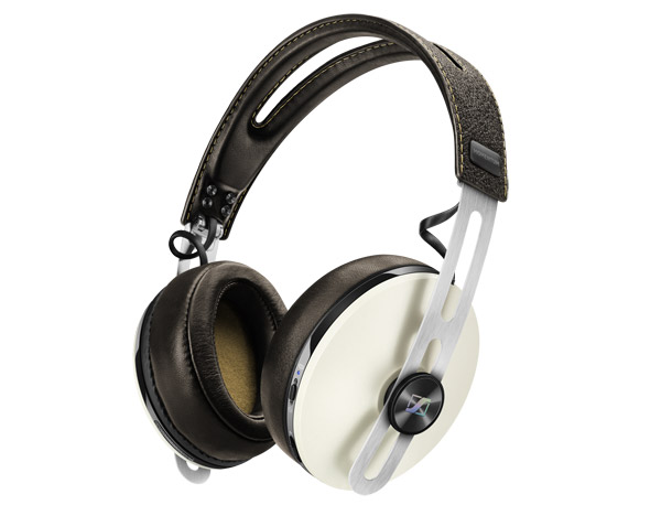 The Momentum On-Ear wireless still uses Alcantara for the ear pads.