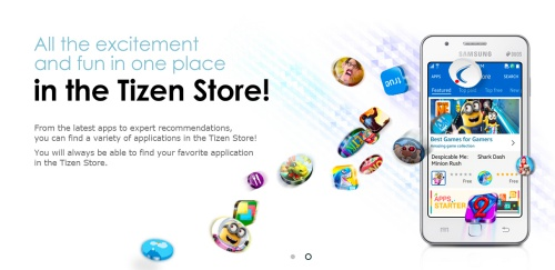 Image source: Tizen Store