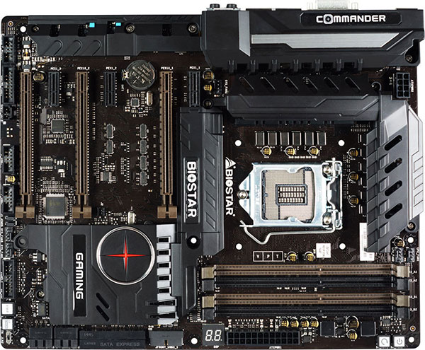 Intel Gaming Motherboard Gaming Z97x Motherboard