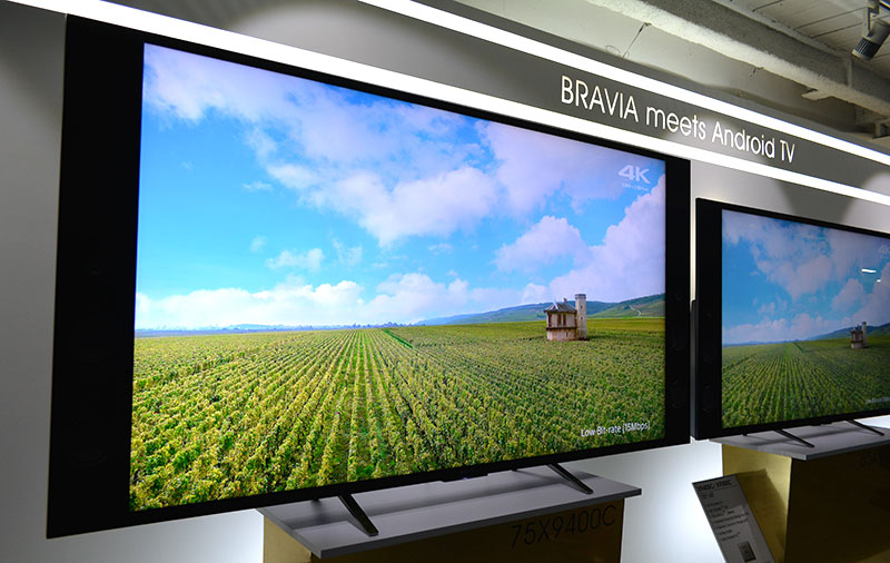 Sony unveils 2015 Bravia TVs, brings support for Android TV and