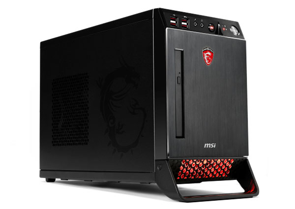 The MSI Nightblade MI is a SFF desktop PC that aims to still deliver good gaming performance. (Image Source: MSI)