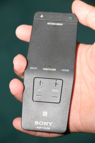 sony android tv remote. sony\u0027s made browsing on the new bravia android tvs even easier, thanks to sony tv remote 2