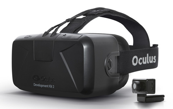 The newer DK2 version of the Oculus Rift, which boasted improved hardware specifications, was shipped to developers in the middle of 2014.