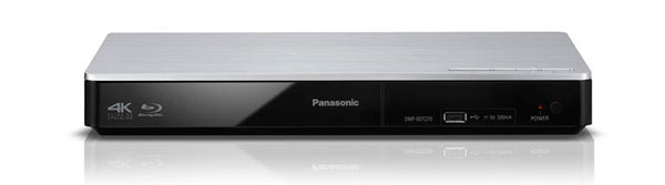 Panasonic exhibited a prototype of a UHD Blu-ray player at CES 2015. (Image Source: CNET)