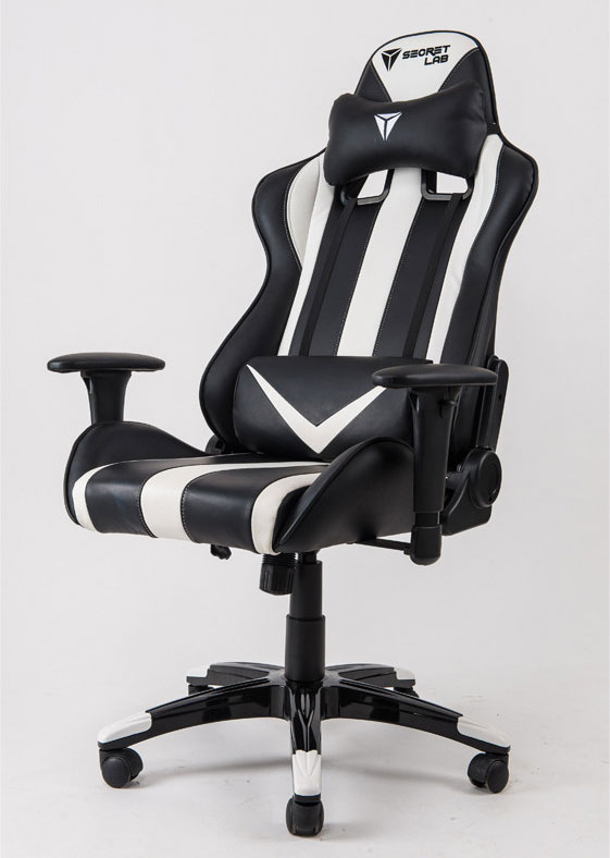 Spectacular The Secretlab Throne in Spectre White Image Source Secretlab