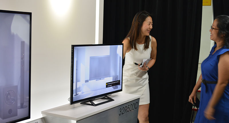 Sony unveils 2015 Bravia TVs, brings support for Android TV
