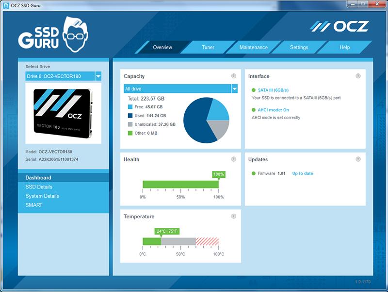 OCZ Vector 180 (240GB) - HardwareZone com sg