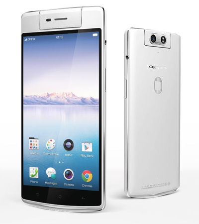 Oppo N3 and its VOOC Fast Charging technology