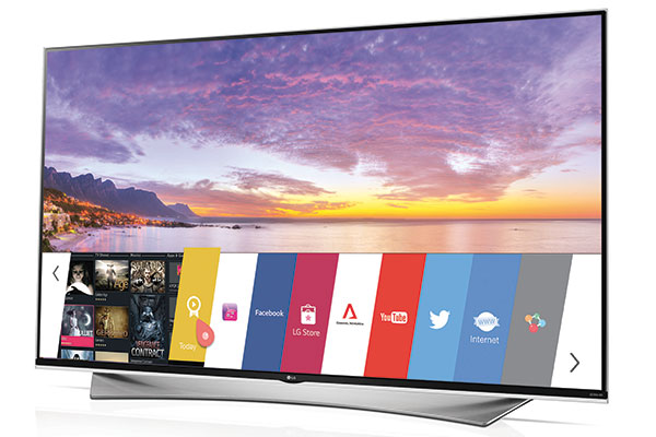 LG is now selling a 79-inch version of its UF950T ColorPrime 4K TV.