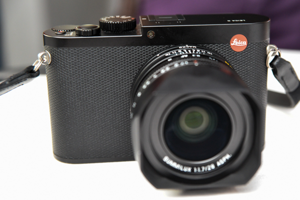 The Leica Q has a 24MP full-frame sensor, shoots up to 1/16,000s, and has integrated Wi-Fi capabilities. It's priced at RM16,500.