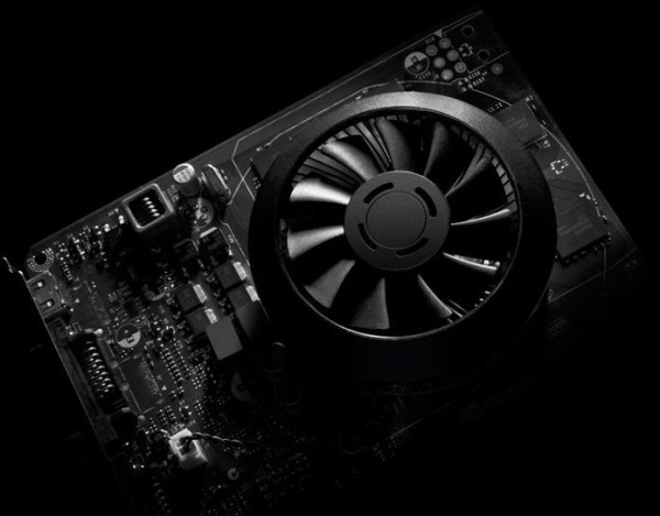 Pictured above: the GeForce GTX 750 Ti. NVIDIA is rumored to be working on its entry-level successor, the GeForce GTX 950 Ti. <br>Image source: Linus Tech Tips.