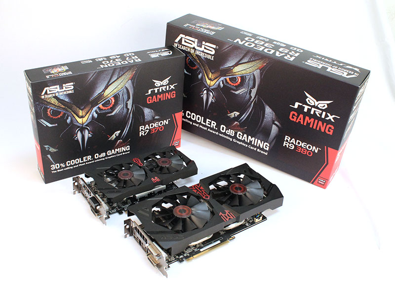 Asus Strix Radeon R7 370 And R9 380 Reviewed New Cards For The Mainstream Updated Hardwarezone Com Sg