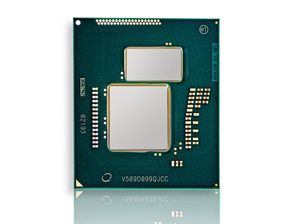 The 5th generation Intel Core mobile processor.