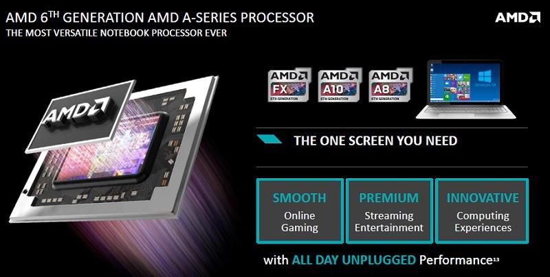AMD's Carrizo APU will redefine the mainstream notebook (updated