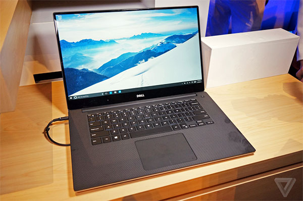 Dell's gorgeous Infinity display just made it onto the XPS 15. (Image Source: The Verge)