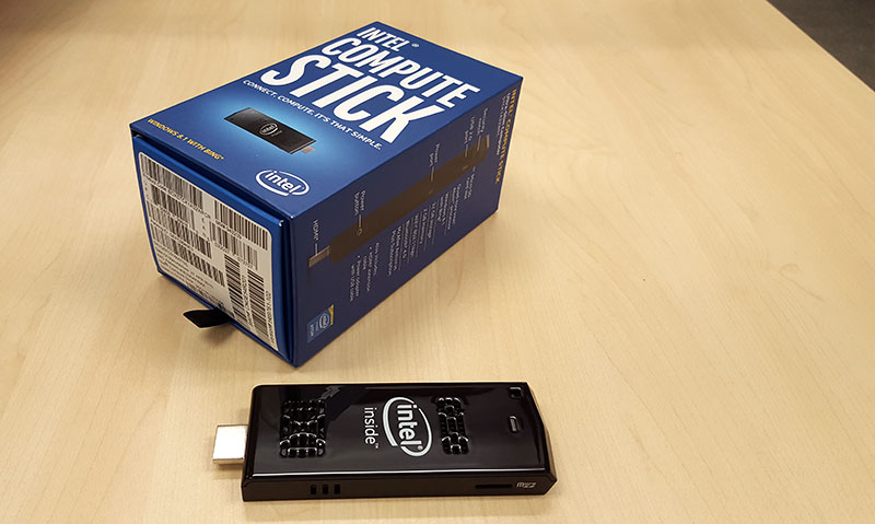 Intel Compute Stick: Jack of all trades but master of none