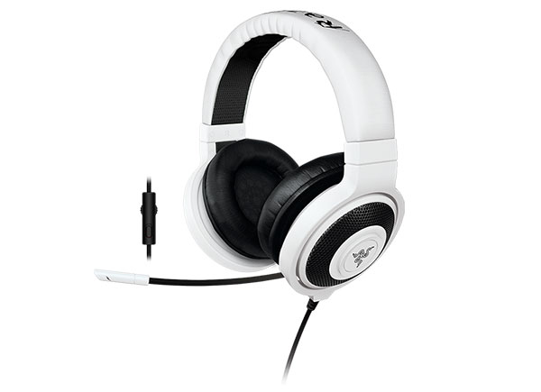 a369202299f The new Razer Kraken Pro gaming headset will be available in green, black,  and