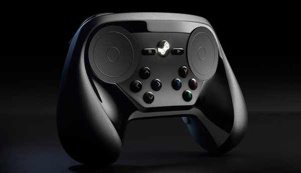 The Steam Controller is set to be US$49.99 and will hit stores (alongside the Steam Link) on November 10.