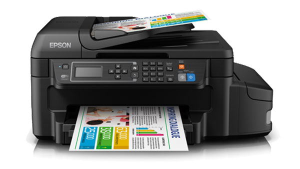 The Epson L655 Ink Tank Printer Offers High Print Quality
