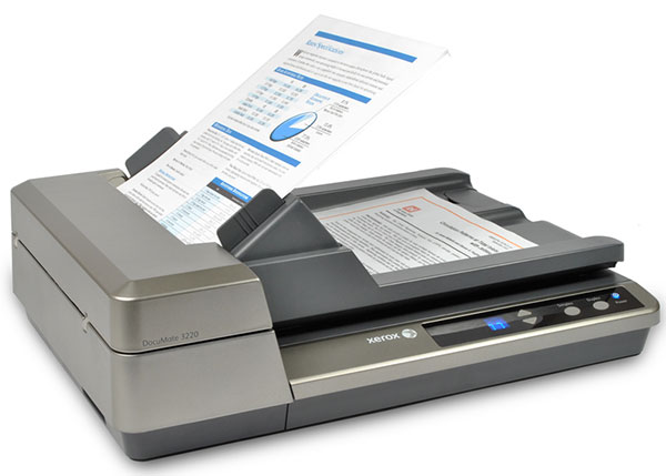 New range of Fuji Xerox scanners makes small and medium-sized