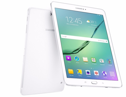 The Samsung Galaxy Tab S2 8.0 and Tab S2 9.7-inch have ...