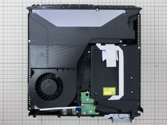 Teardown reveals weight, power and noise improvements on new