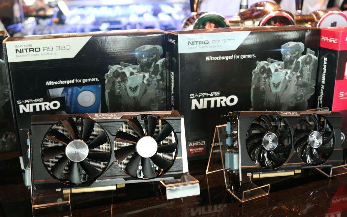 The Radeon R9 Nano, Dual GPU Fiji, And the R9 300 Series : AMD