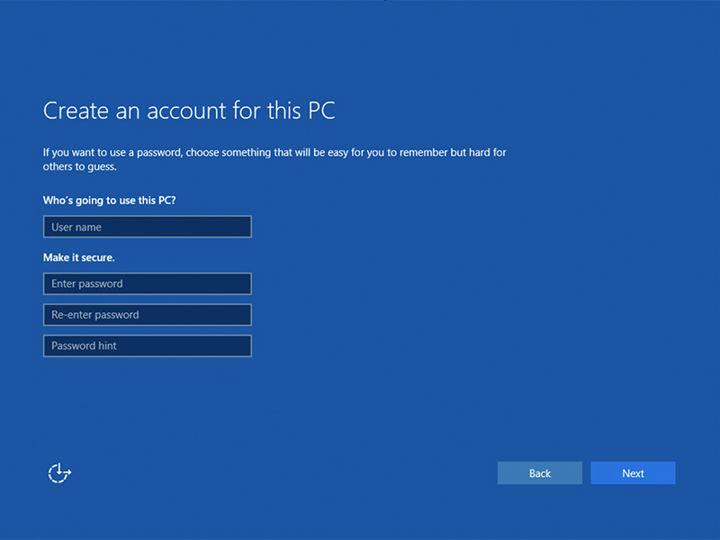 Installing Windows 10: A pictorial walkthrough