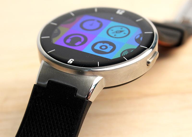 Alcatel OneTouch Smartwatch - The budget smartwatch