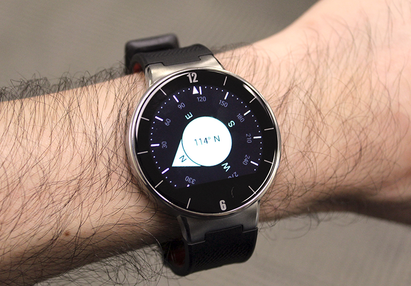 alcatel onetouch watch время работы